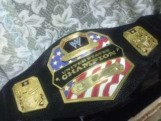 Wwe United States Champions Belt