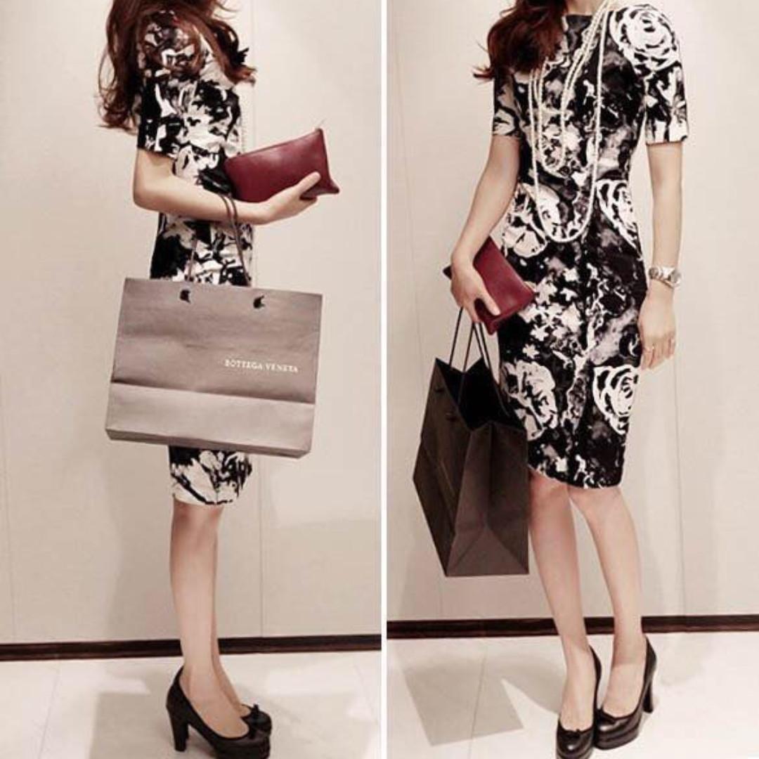 💋3D Print Elegant Dress