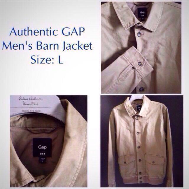 50% + 30% OFF Authentic GAP Barn Jacket