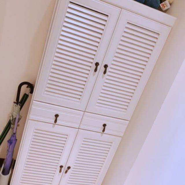簡約造型鞋櫃