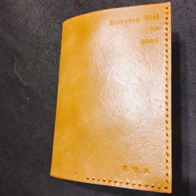 真皮護照夾(訂製商品)