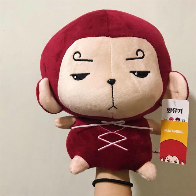 花遊記 孫六空 正版30公分玩偶