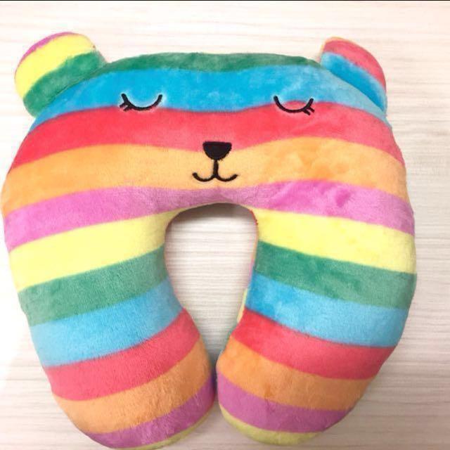全新小熊頸枕 U形枕