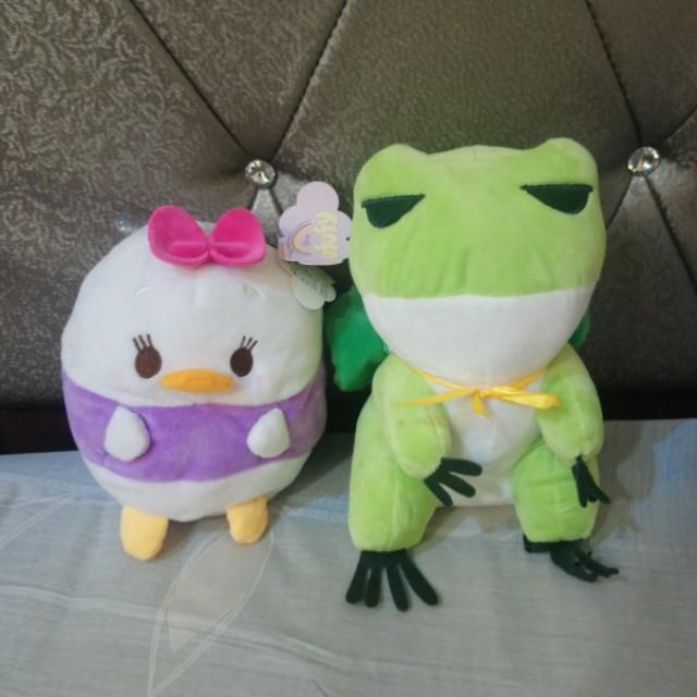 旅行青蛙 ufufy黛西雲朵香氛娃娃