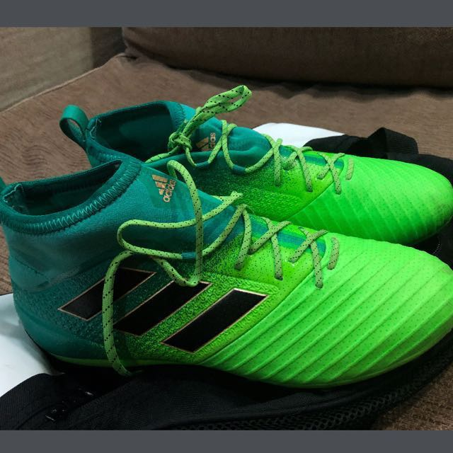 Adidas ACE 17.2 Primemash - Solar Green sz: US 8.5