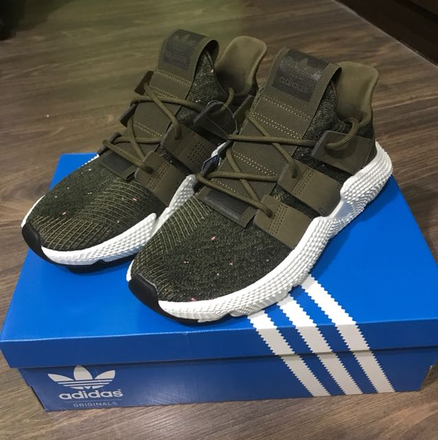 187d1b1d976 Adidas Prophere Trace Olive   Chalk Pink