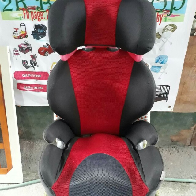 Ailebebe toddler booster seat