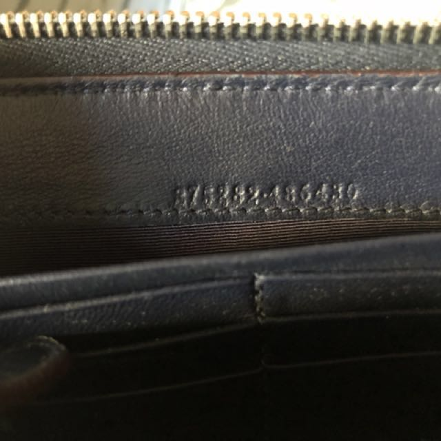 Alexander McQueen's Limited Edition rebellion continental wallet