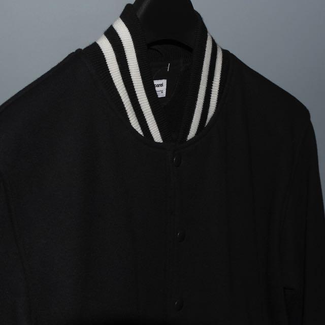American Apparel Varsity Jacket - Medium
