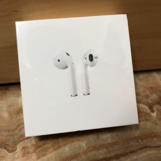 Apple Air pods 無線耳機