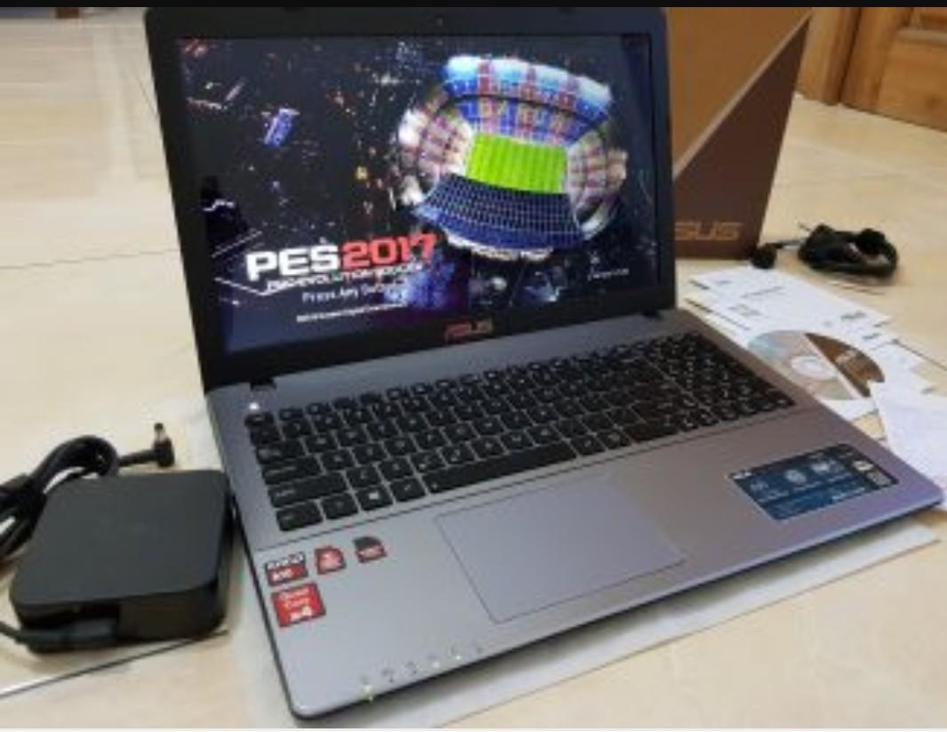 Asus X550ze AMD FX Gaming Laptop