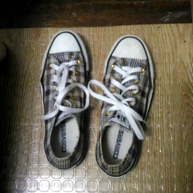 Authentic Converse Sneakers