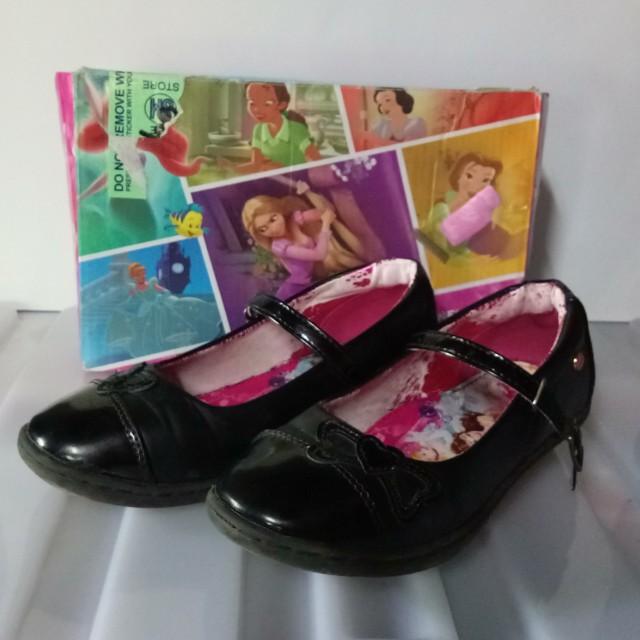 (Authentic) Disney Princess Black Shoes