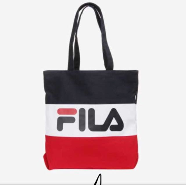 Authentic Fila tote bag e1c8994a72dfb