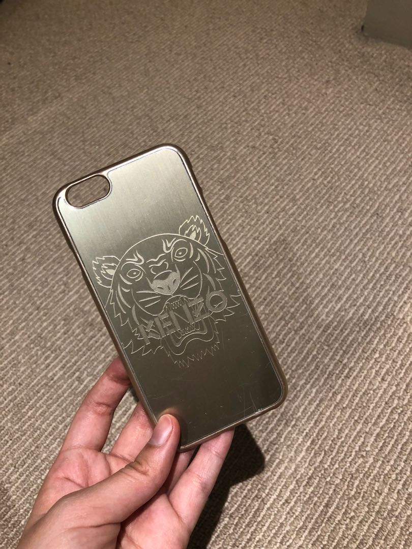 Authentic Kenzo iPhone 6 cover