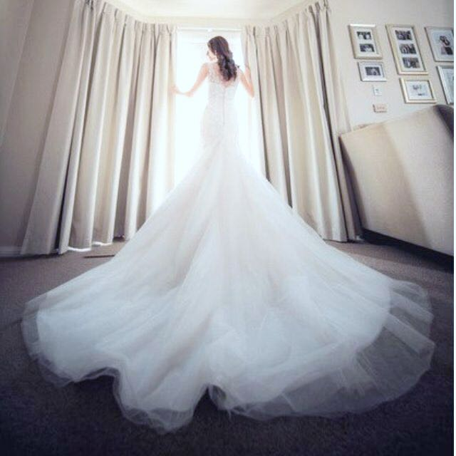 Beautiful Wedding Dress Size 8