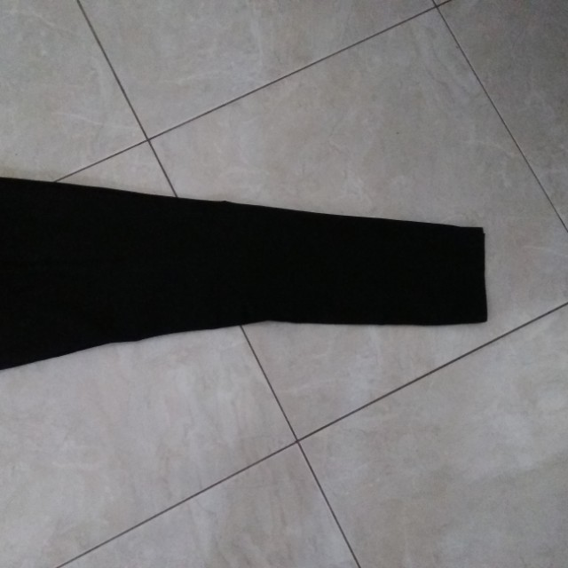 Black Pant by The Executive Slim Fit