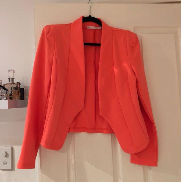 Blossom orange Jacket