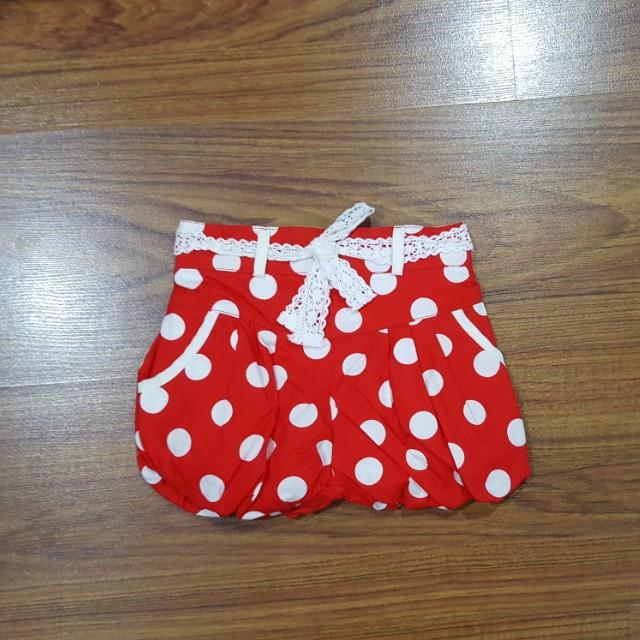 Business Post Balloon Shorts