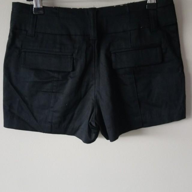 BNWT black shorts