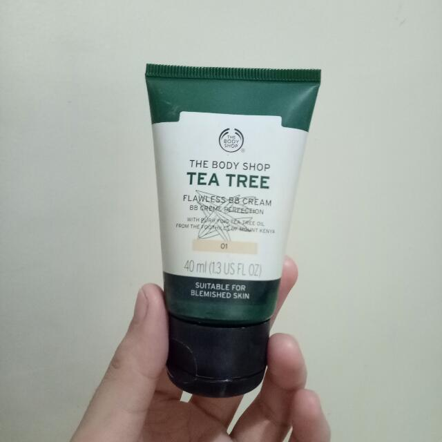 Body Shop Tea Tree BB Cream