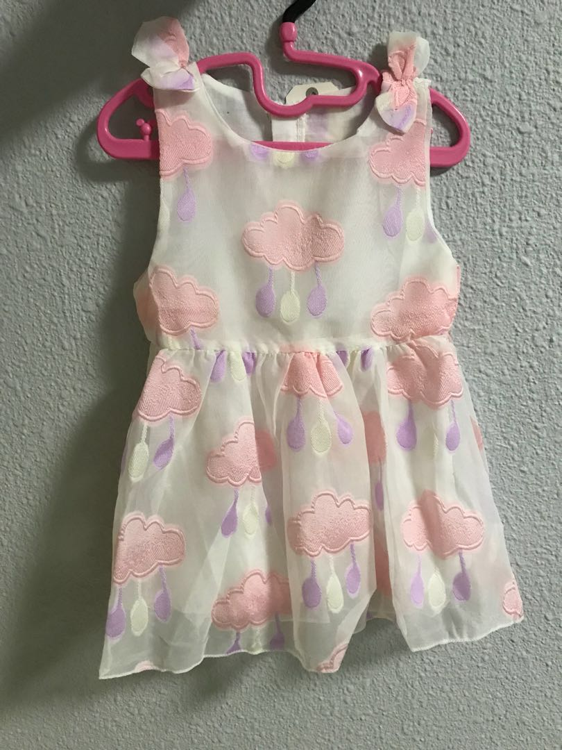 8bb60d20f Brand new baby girl dress 6-9 months