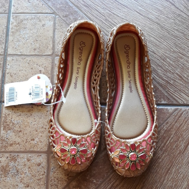 Brand new Grendha Jelly Shoes