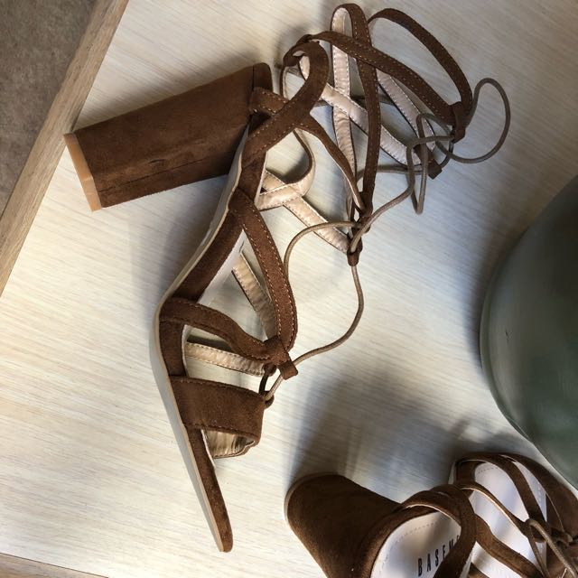 Brand new heels with box