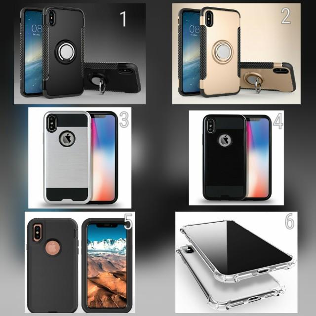 Brand New iPhone X cases