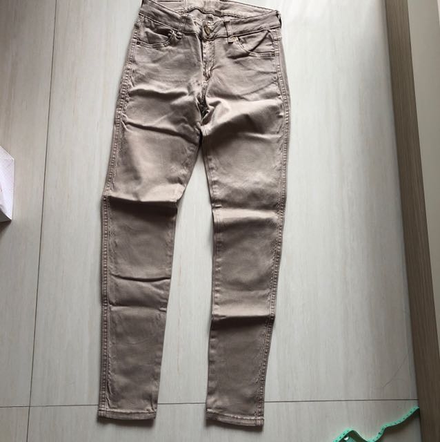 Celana Panjang Cream Skinny