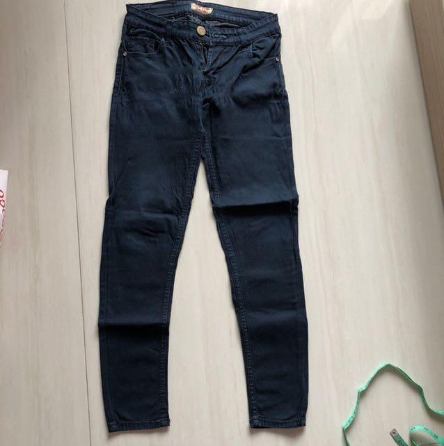 Celana Panjang Item Skinny