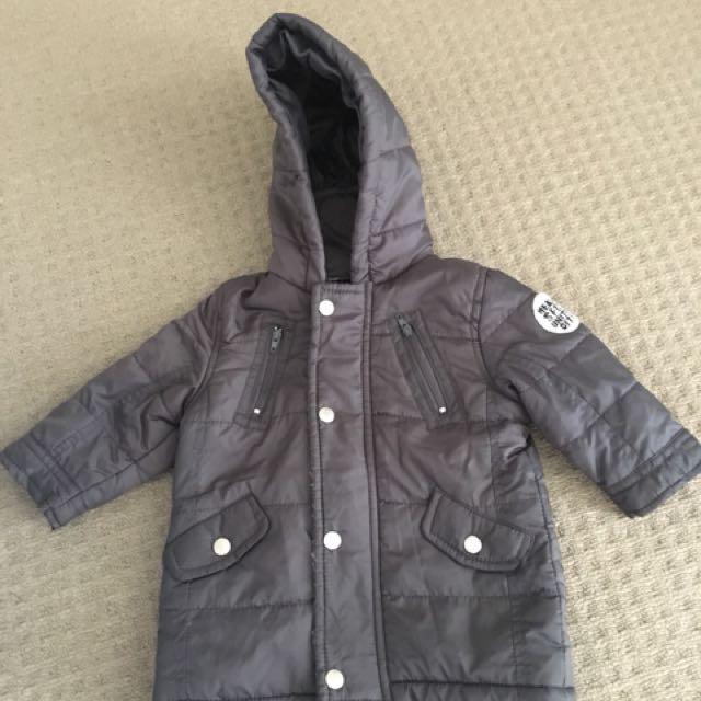 Cotton on Baby Jacket