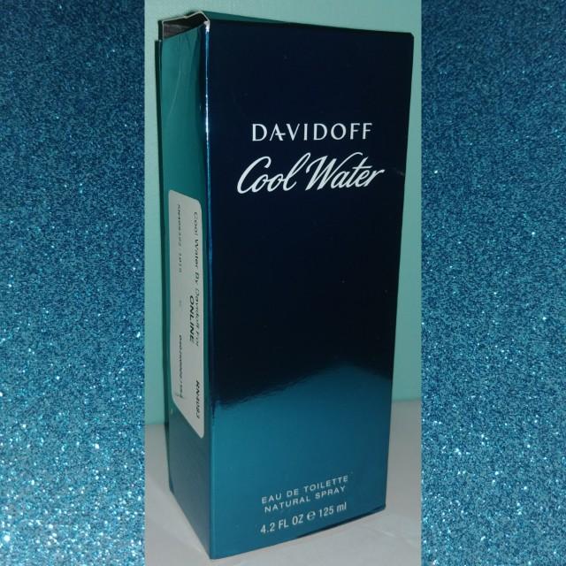 Davidoff Cool Water Men's Cologne 4.2 oz