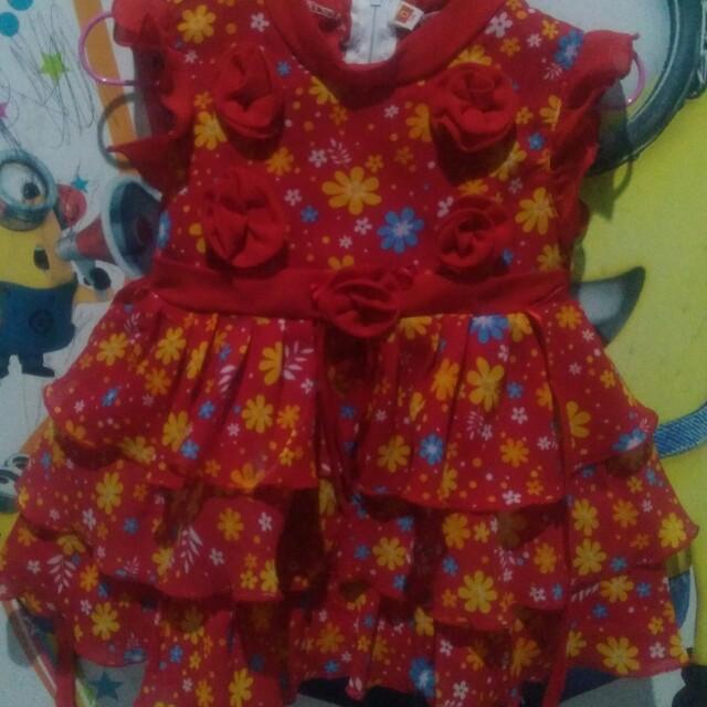 Dress Pesta Anak Perempuan