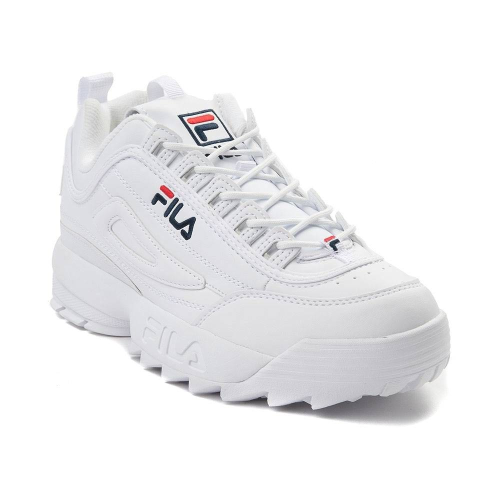fd49e1c0262e Fila 2018 Disruptor ll Sneaker White Limited