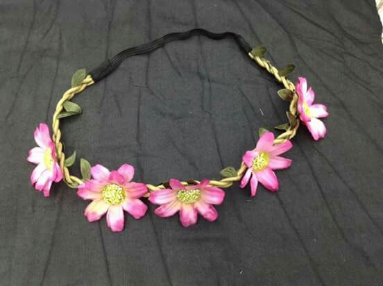 Flower Crown (Garterized)