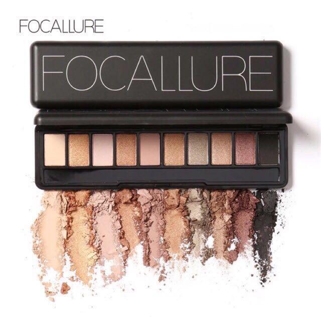 Focallure 10 Eyeshadow (Naked)