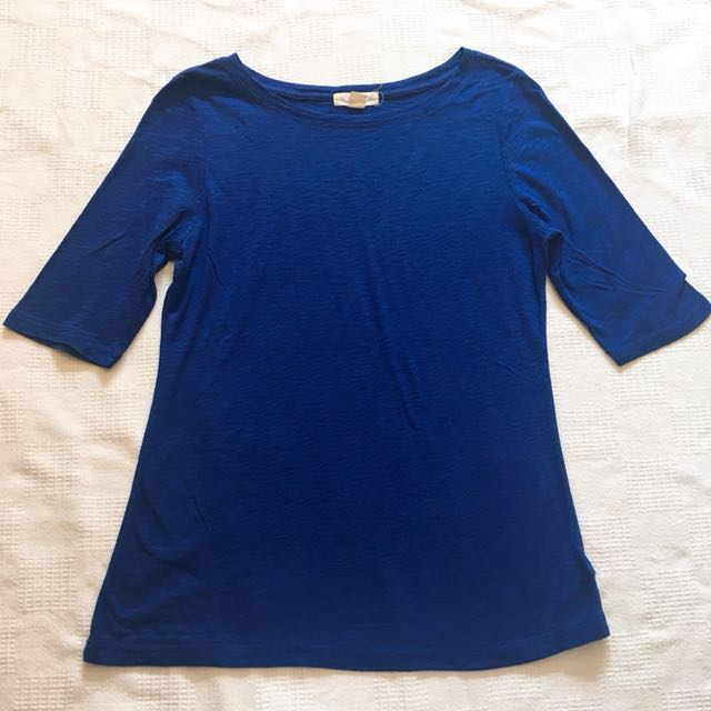Forever 21 3/4 Sleeved Top