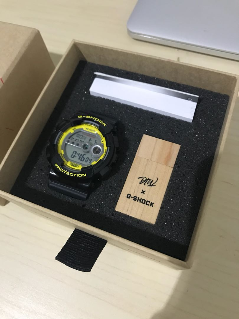 G Shock x DTW New!