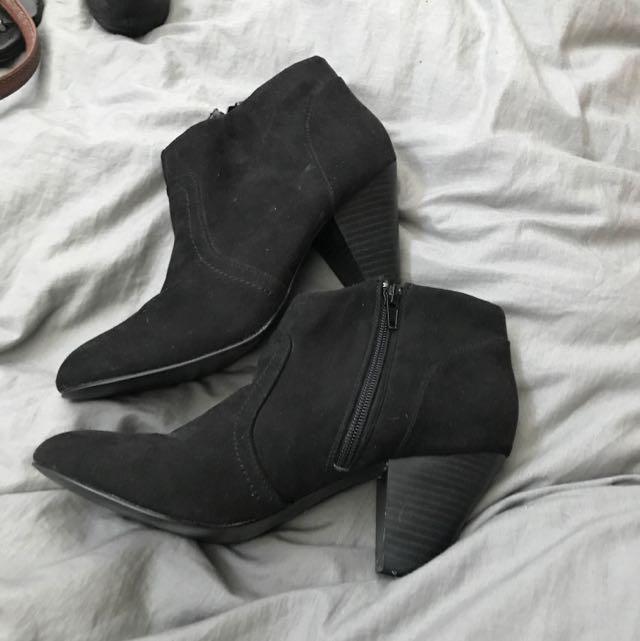 Girl Express Boots