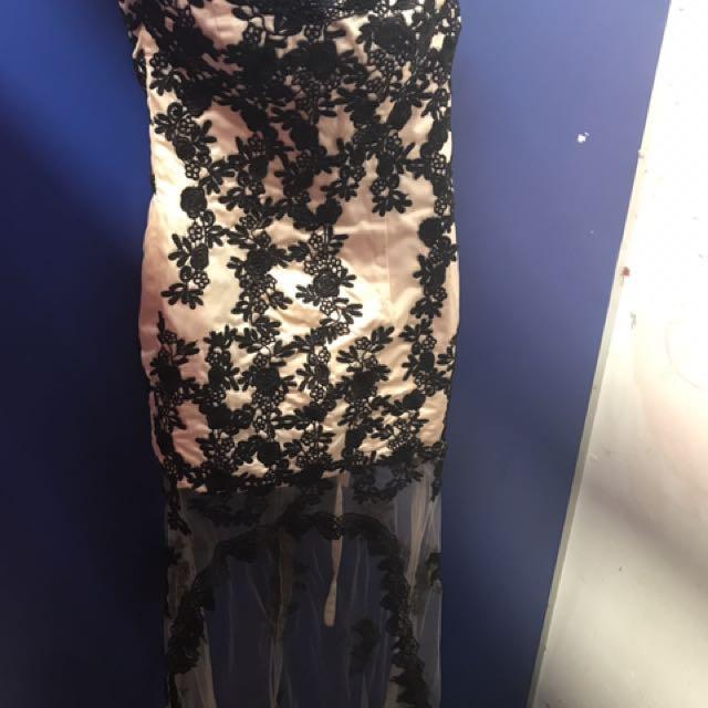 Hand made beautiful formal dress
