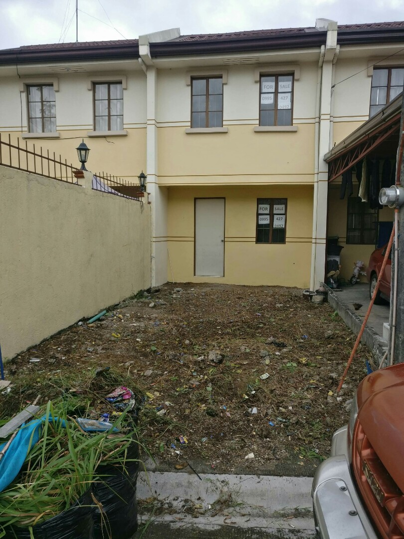 House and lot for sale in Imus Cavite (RUSH RFO)