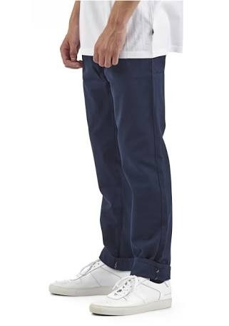 I Love Ugly Classic Pant Navy Size M