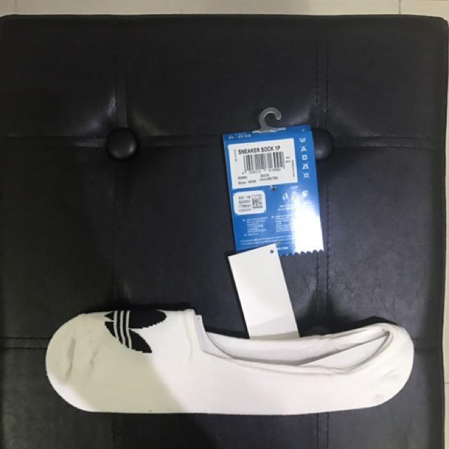 Invisible Socks Adidas size 43-46