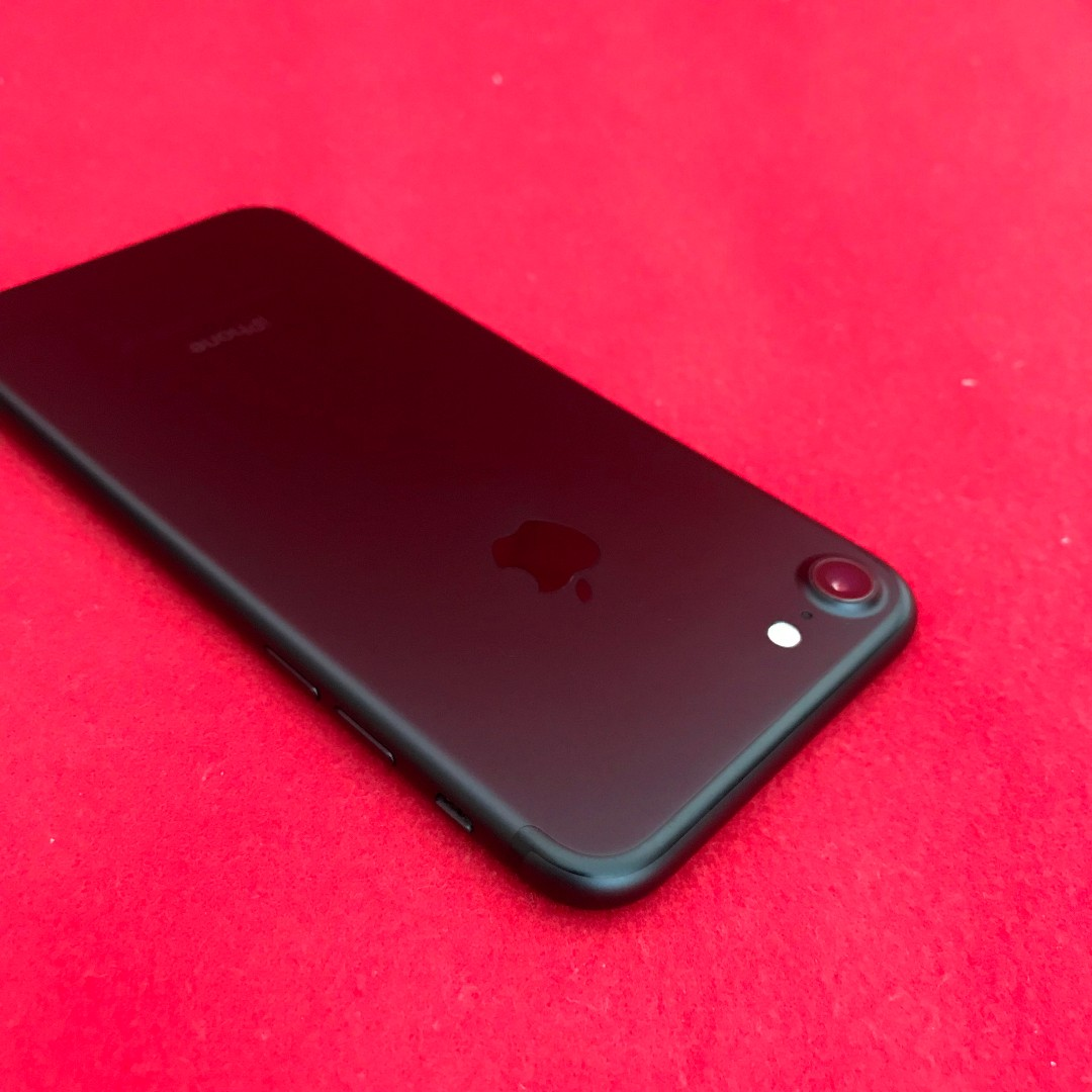 Iphone 7 256gb Masih Garansi Inter Black Matte Bisa Tt X Apple Elektronik Telepon Seluler Di Carousell