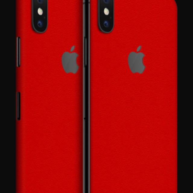 Iphone X Red