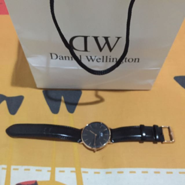 Jam Dw Daniel Wellington Welington Original