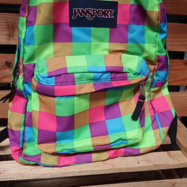 Jansport backpack original ( reprice )