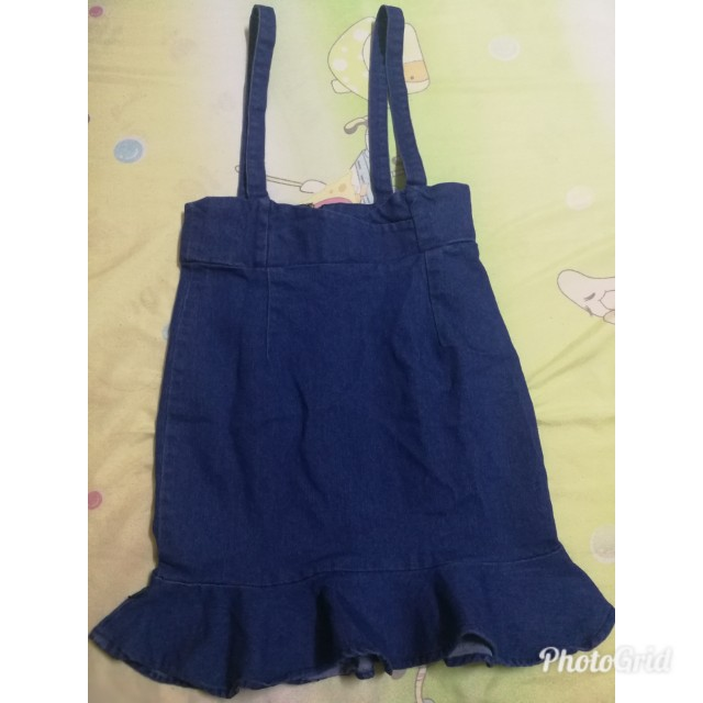 Jumper Skirt - Preloved