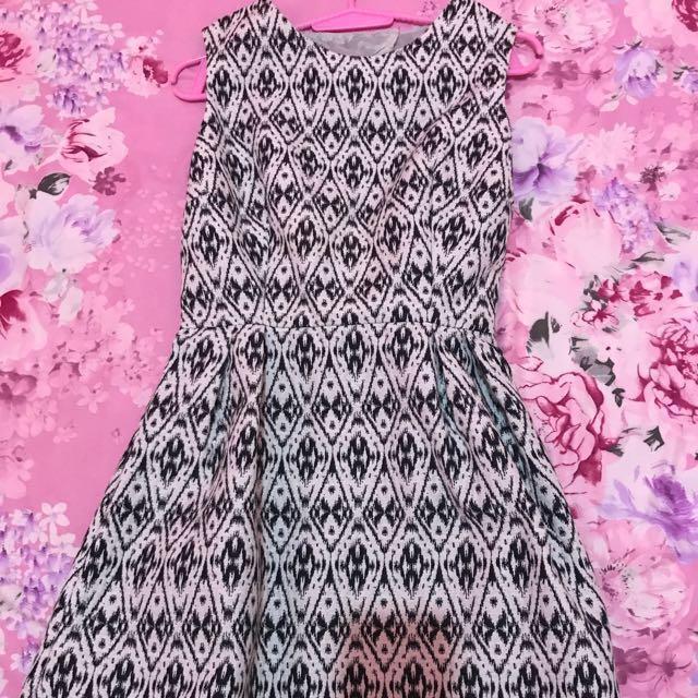 Just G Aztec Dress